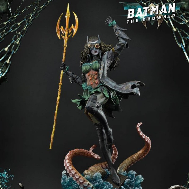 The Drowned Deluxe Version - Dark Nights: Metal - 1/3 Scale Statue
