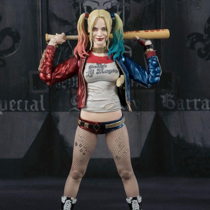 Harley Quinn - Suicide Squad - S.H. Figuarts Actionfigur