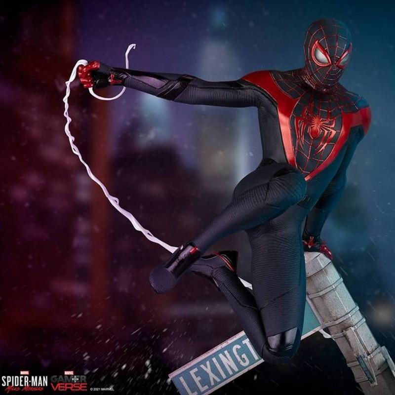 Miles Morales - Marvel: Spider-Man Miles Morales - 1/6 Scale Statue