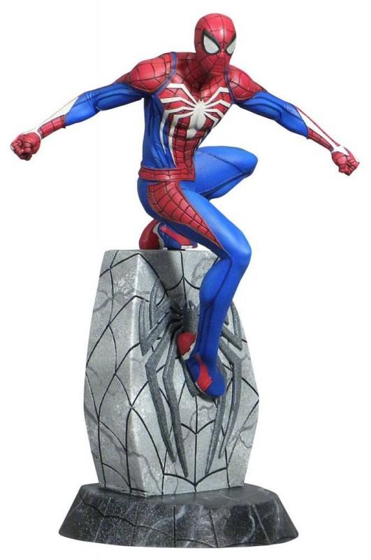 Spider-Man - Marvel Video Gallery - PVC Statue