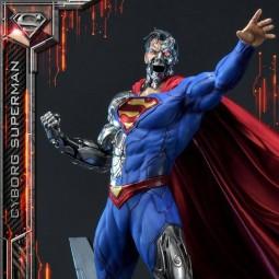 Cyborg Superman - DC Comics - 1/3 Scale Museum Masterline Statue