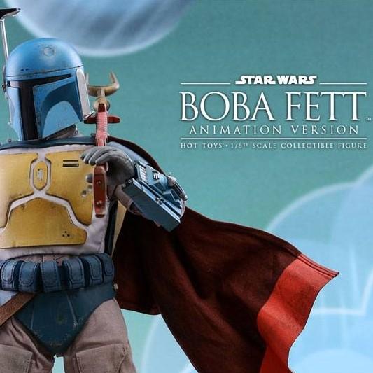 Boba Fett Animation Version - Star Wars - 1/6 Scale Figur