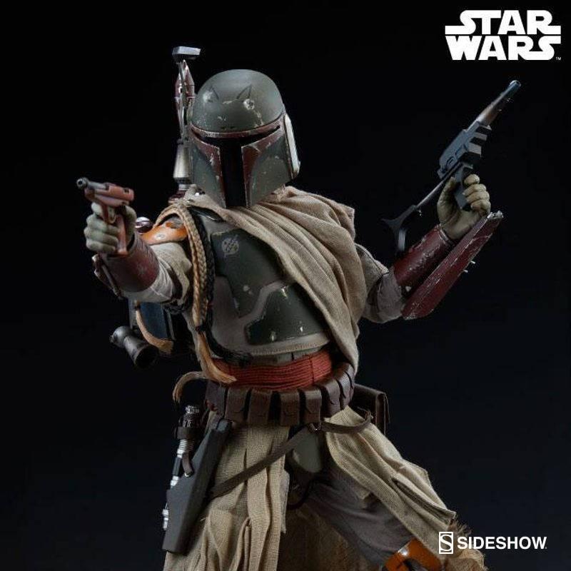 Boba Fett - Star Wars Mythos - 1/6 Scale Figur