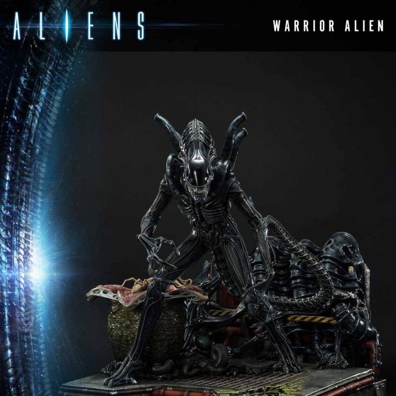 Warrior Alien - Aliens - Polystone Statue