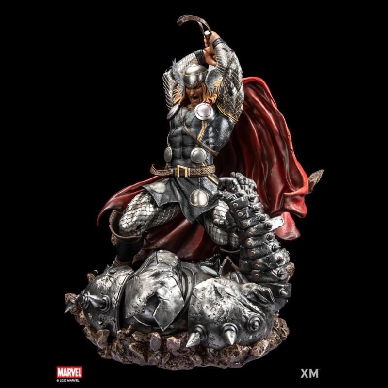 Modern Thor - Marvel Comics - 1/4 Scale Premium Statue