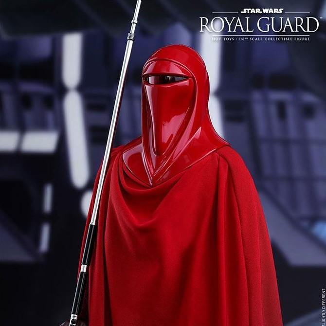 Royal Guard - Star Wars Episode VI - 1/6 Scale Figur