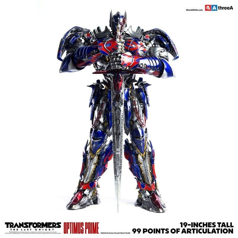 Optimus Prime - Transformers The Last Knight - 1/6 Scale Action Figur