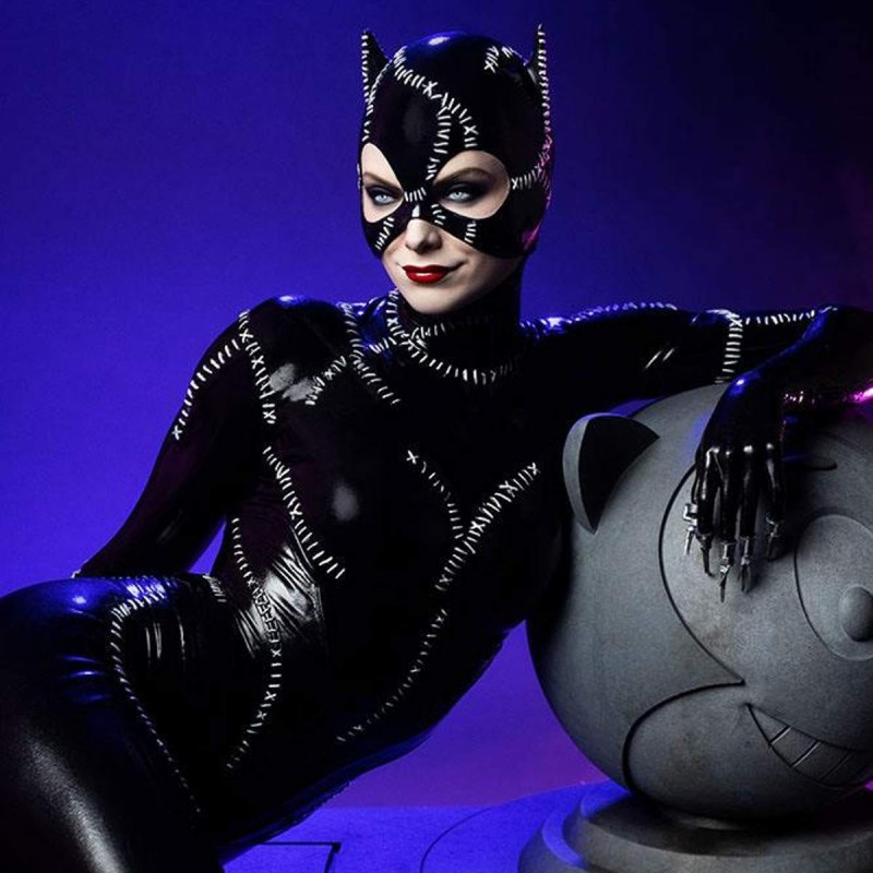 Catwoman - Batmans Rückkehr - 1/4 Scale Maquette