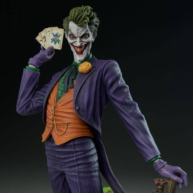 The Joker - DC Comics Super Powers Collection - Maquette 38cm