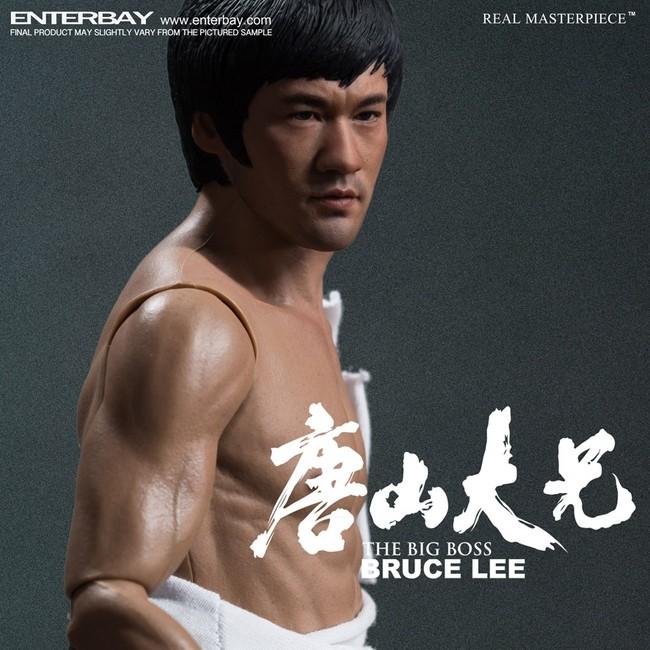 Bruce Lee The Big Boss - 1/6 Scale Figur
