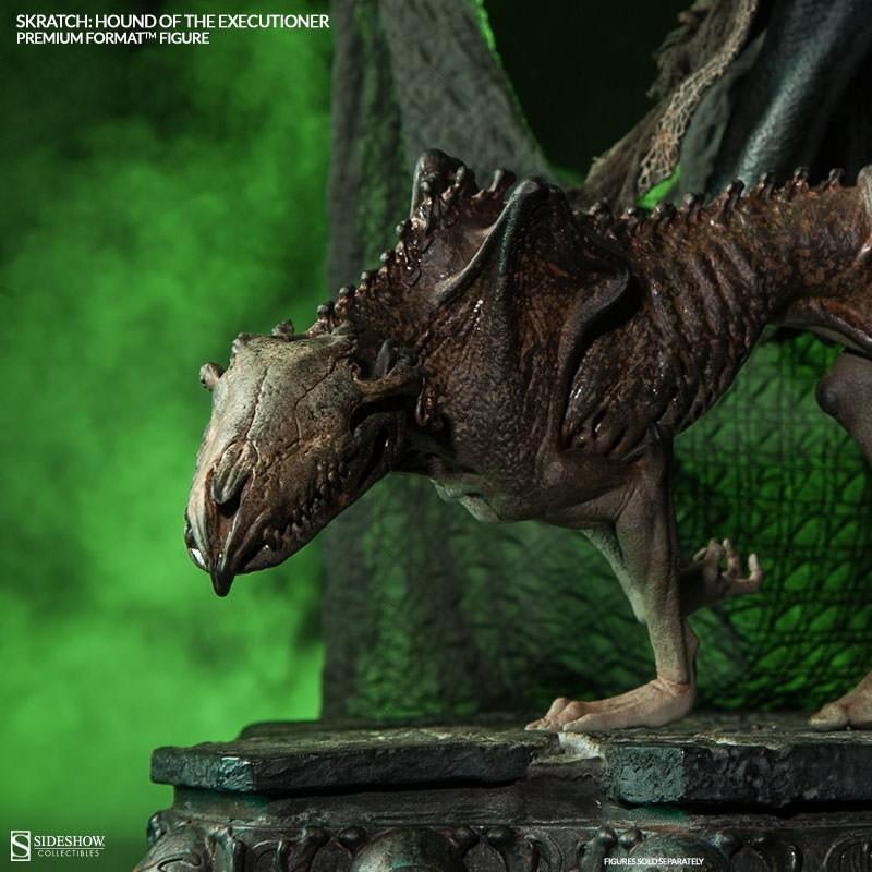 Skratch: Hound of the Executioner Premium Format Statue