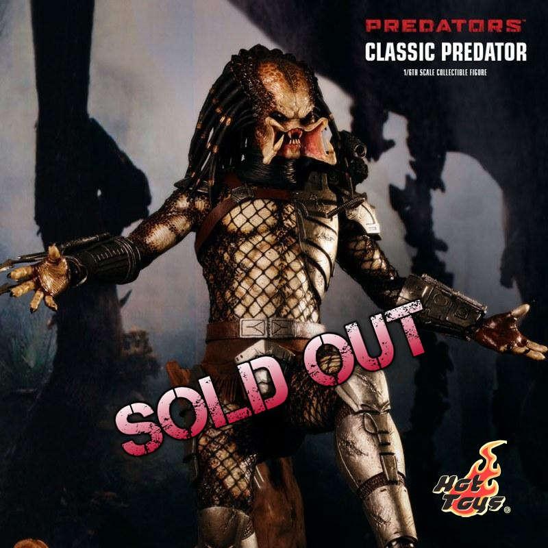 Classic Predator - Predators - 1/6 Scale Action Figur