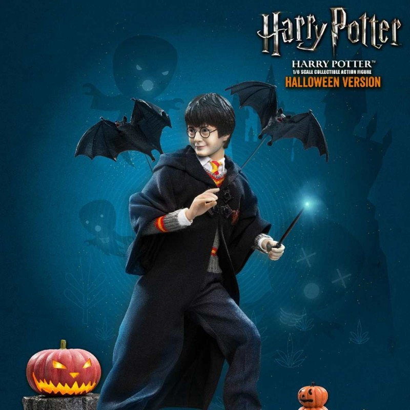 Harry Potter (Child) Halloween Limited Edition - Harry Potter - 1/6 Scale Actionfigur