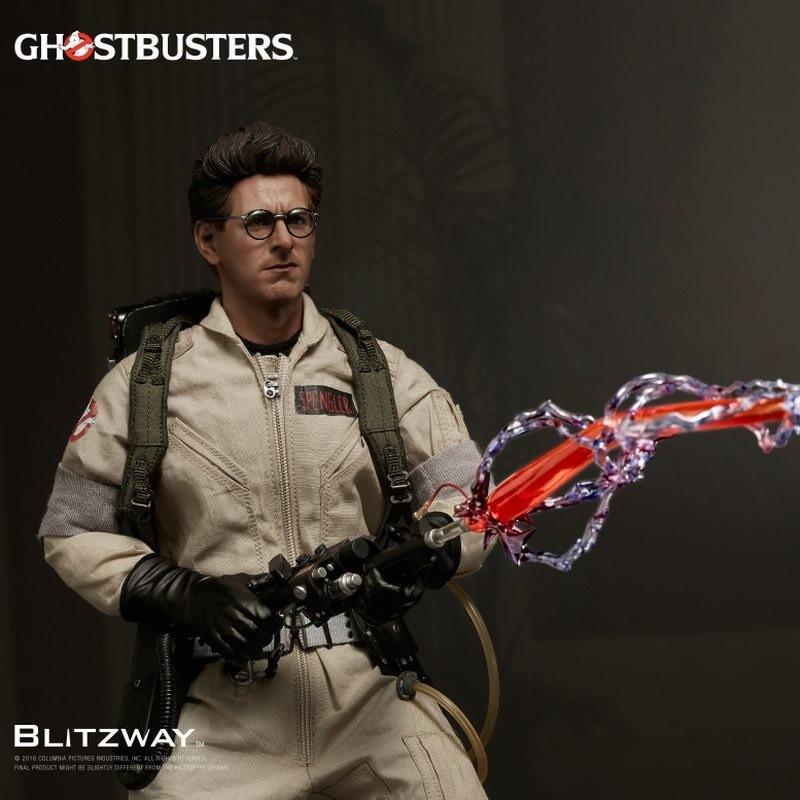 Egon Spengler - Ghostbusters - 1/6 Scale Figur
