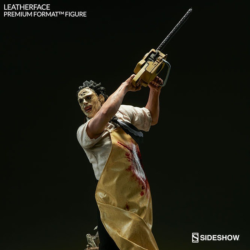 Leatherface - The Texas Chainsaw Massacre - Premium Format Statue