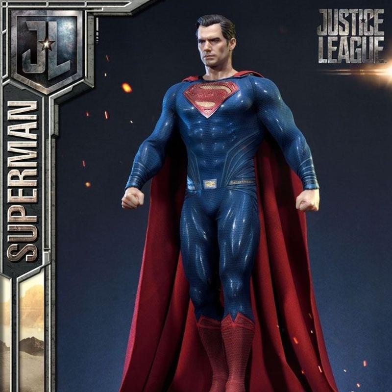 Superman - Justice League - 1/3 Scale Statue