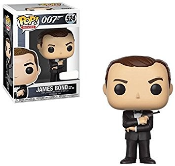 James Bond Dr. No (Sean Connery) - James Bond - Movies POP! Vinyl Figur