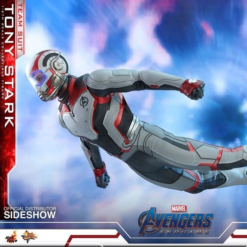 Tony Stark (Team Suit) - Avengers: Endgame - 1/6 Scale Figur