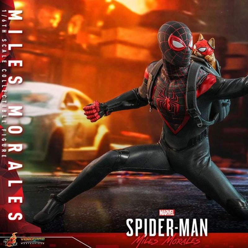 Miles Morales - Marvel's Spider-Man: Miles Morales - 1/6 Scale Figur