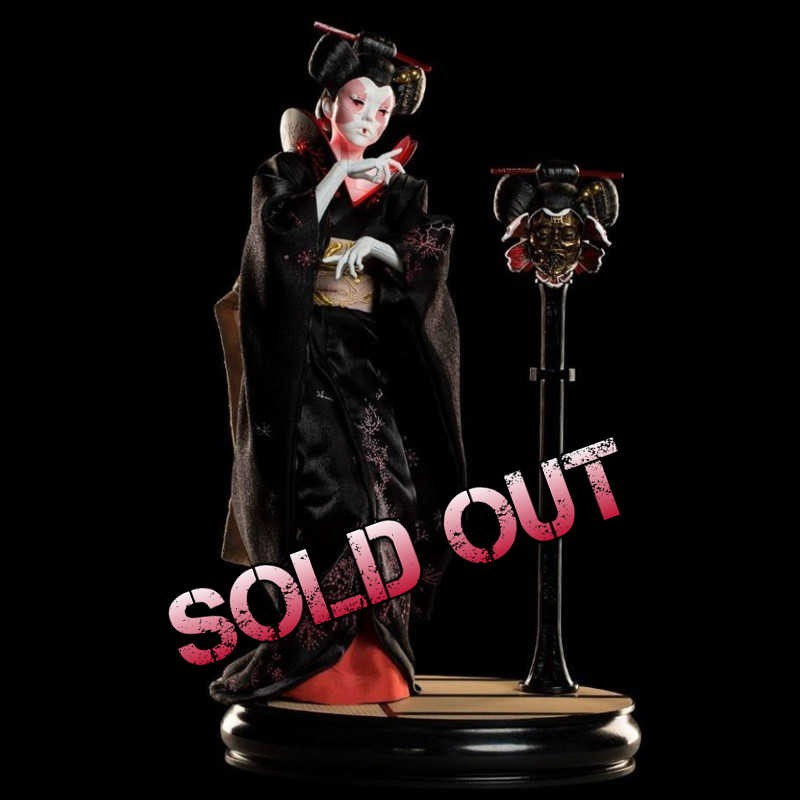 Geisha - Ghost in the Shell - 1/4 Scale Statue