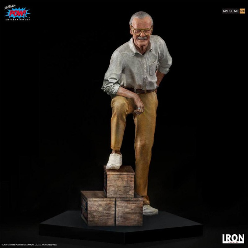 Stan Lee - Marvel - 1/10 Art Scale Statue