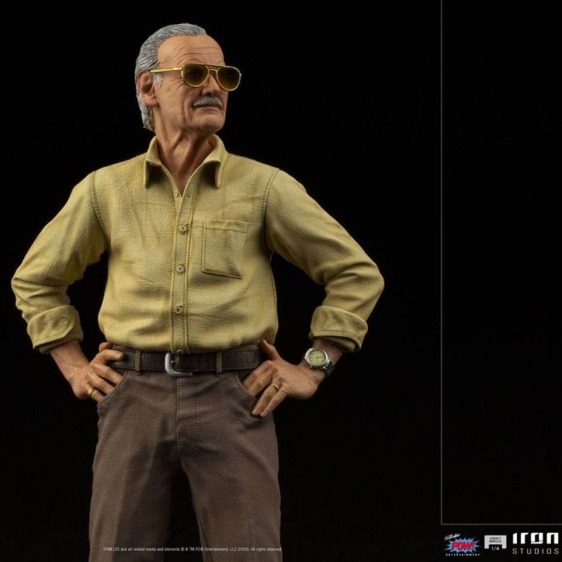 Stan Lee - Marvel - 1/4 Scale Legacy Replica Statue