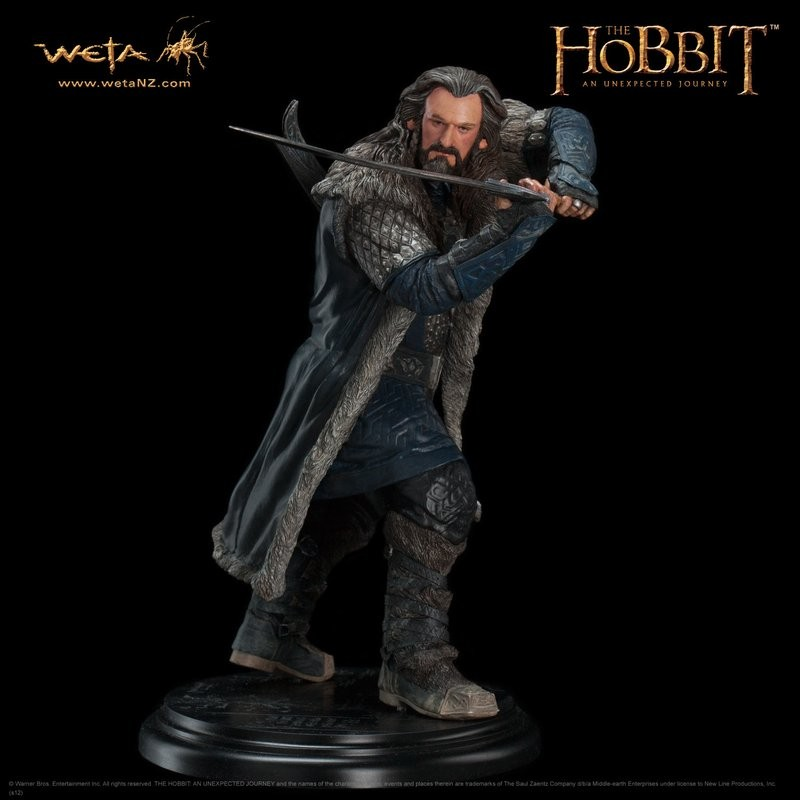 Thorin Oakenshield - Der Hobbit - 1/6 Scale Statue