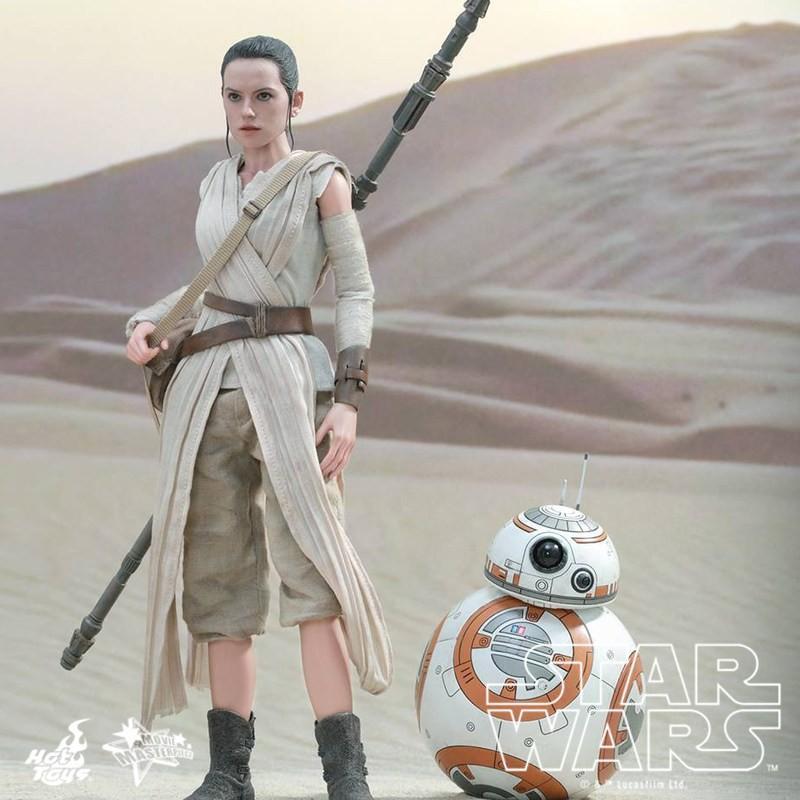 Rey und BB-8 - Star Wars - 1/6 Scale Figuren Set