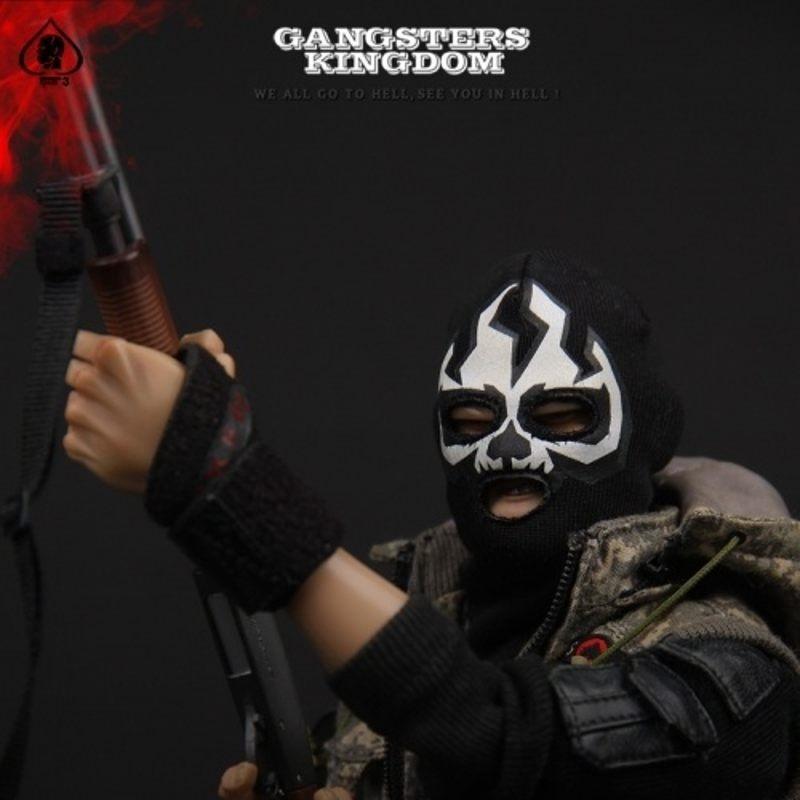 Spade 3 - Gangster's Kingdom - 1/6 Scale Actionfigur