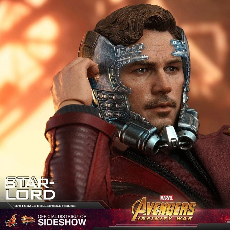 Star-Lord - Avengers Infinity War - 1/6 Scale Figur