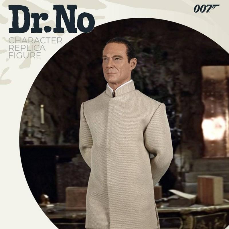 Dr. No Limited Edition - James Bond - 007 jagt Dr. No - 1/6 Scale Figur