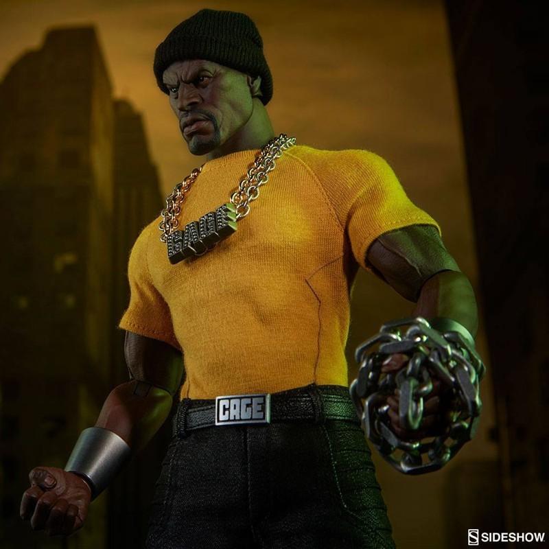 Luke Cage - Marvel Comics - 1/6 Scale Actionfigur