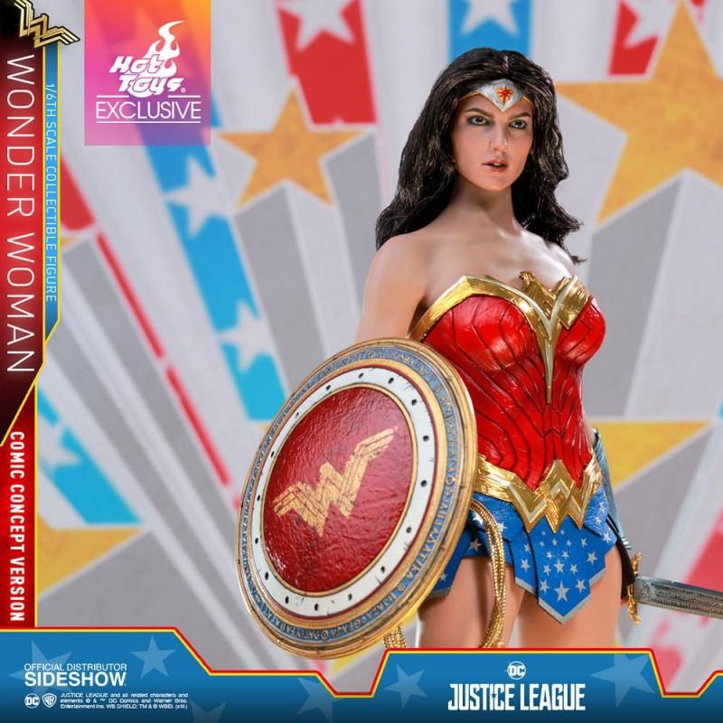 Wonder Woman Comic Concept Version - DC Comics - 1/6 Scale Figur