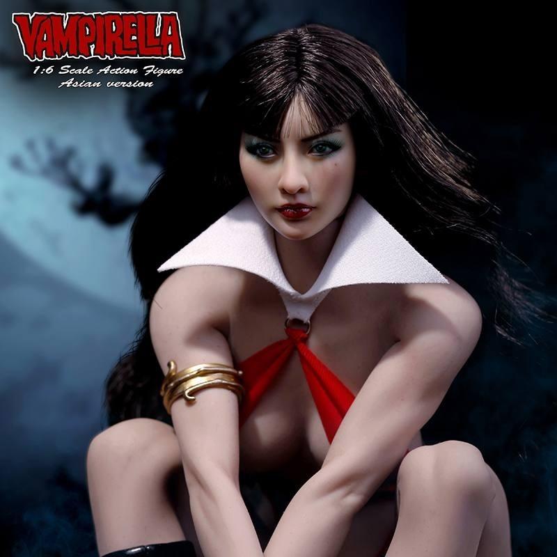 Vampirella (Asian Version) - 1/6 Scale Actionfigur