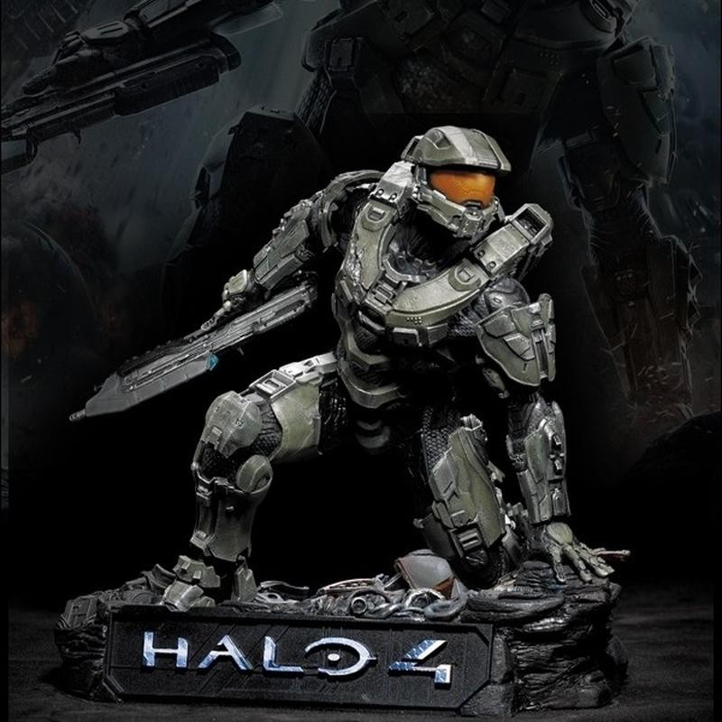 Master Chief Limited Edition - Halo 4 - Resin Statue
