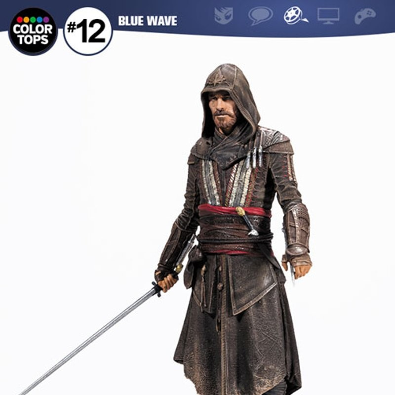 Aguilar - Assassin's Creed - Color Tops Actionfigur