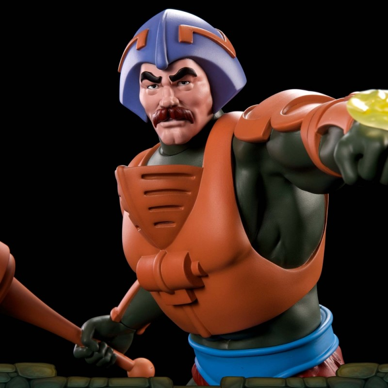 Man at Arms - Master of the Universe - 1/4 Scale Statue