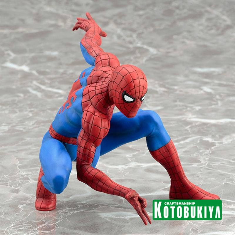 The Amazing Spider-Man (Marvel Now) - Marvel Comics - ARTFX+ Statue