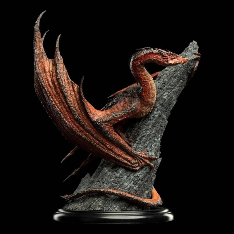 Smaug the Magnificent - Der Hobbit - Statue