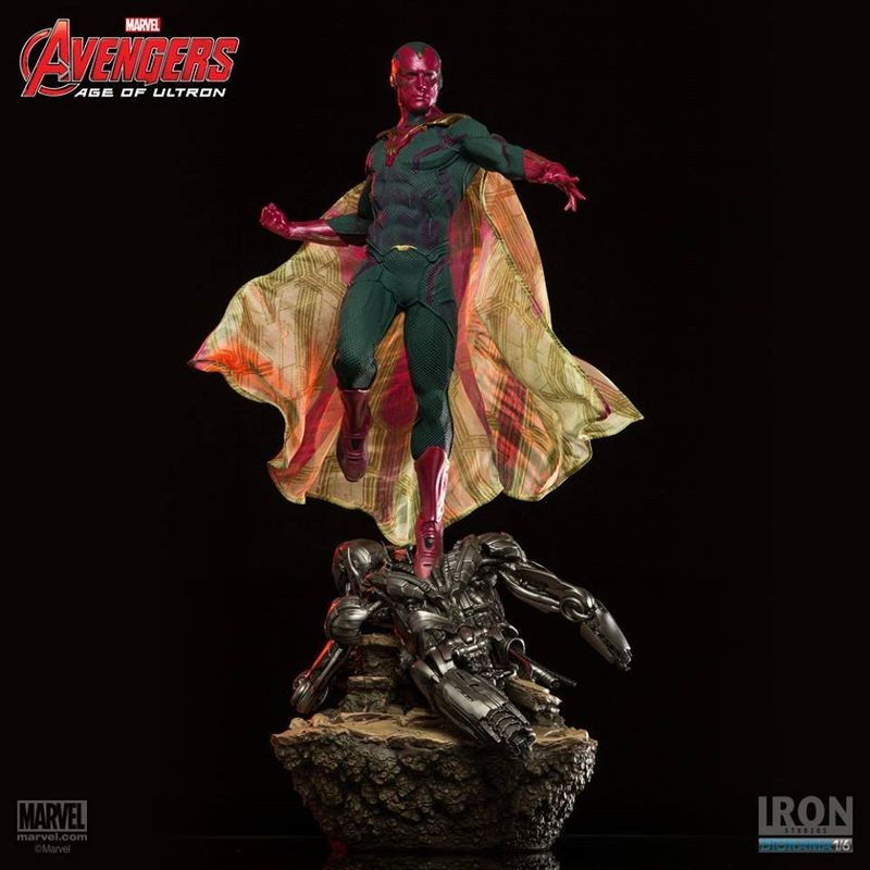 Vision - Avengers - 1/6 Scale Diorama