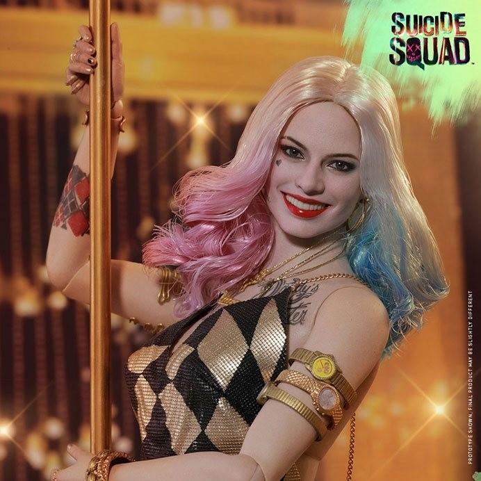 Harley Quinn (Dancer Dress Version) - Suicide Squad - 1/6 Scale Figur