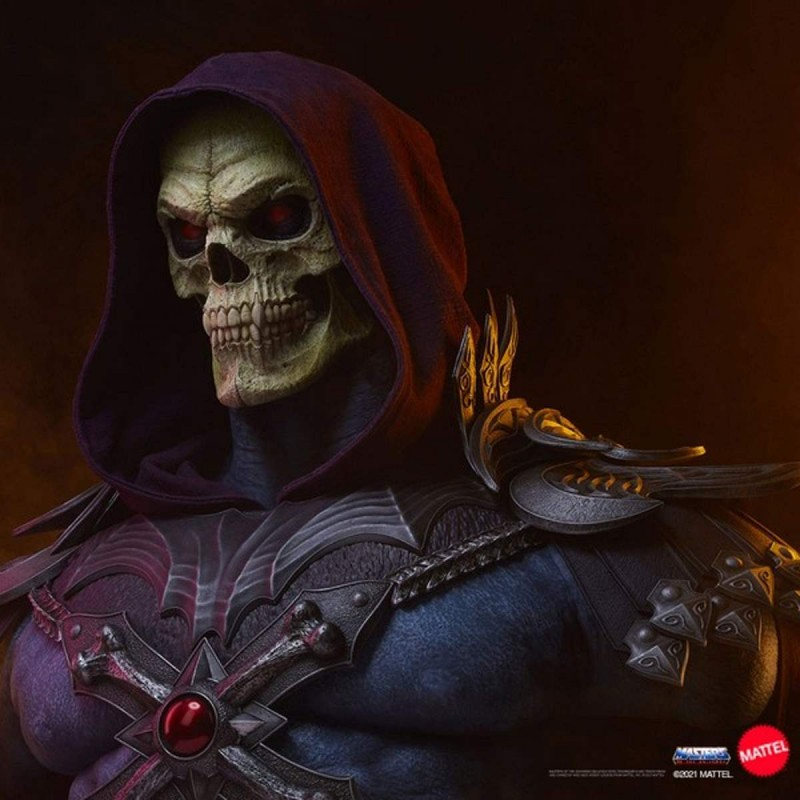 Skeletor - Master of the Universe - Life-Size Büste