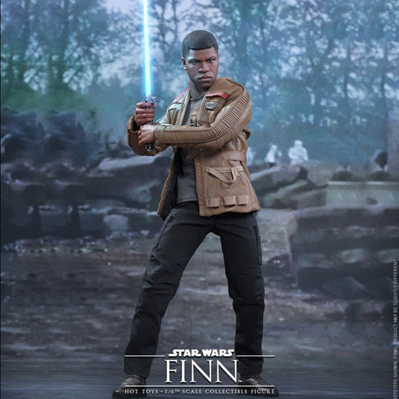 Finn - Star Wars - 1/6 Scale Figur