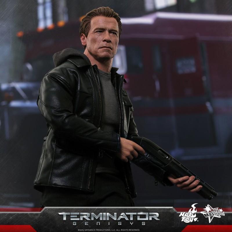 T-800 Guardian - Terminator Genisys - 1/6 Scale Figur