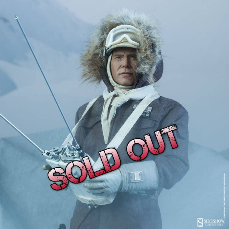 Captain Han Solo Hoth - Star Wars - 1/6 Scale Figur