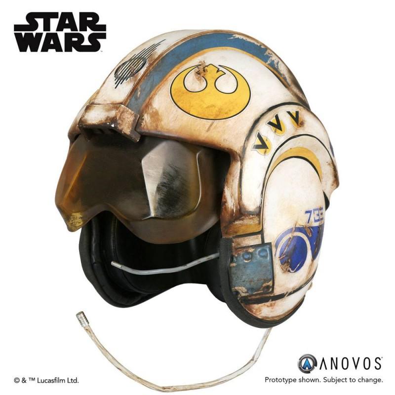 Rey Salvaged X-Wing Helm Accessory Version - Star Wars Episode VII - 1/1 Replik