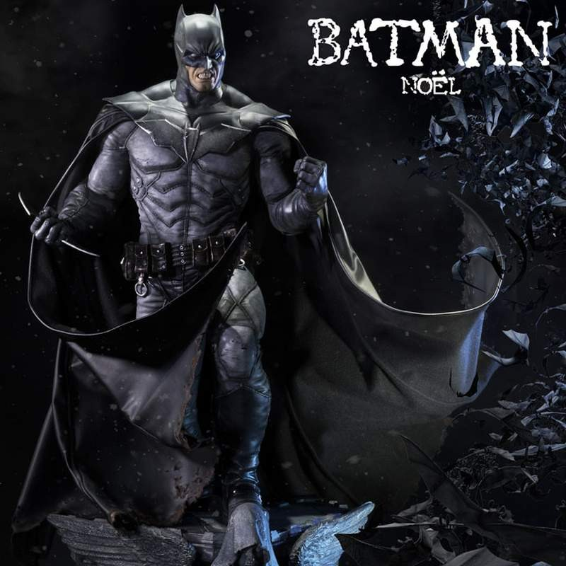 Batman Noel Exclusive - Batman Arkham Origins - 1/3 Scale Statue