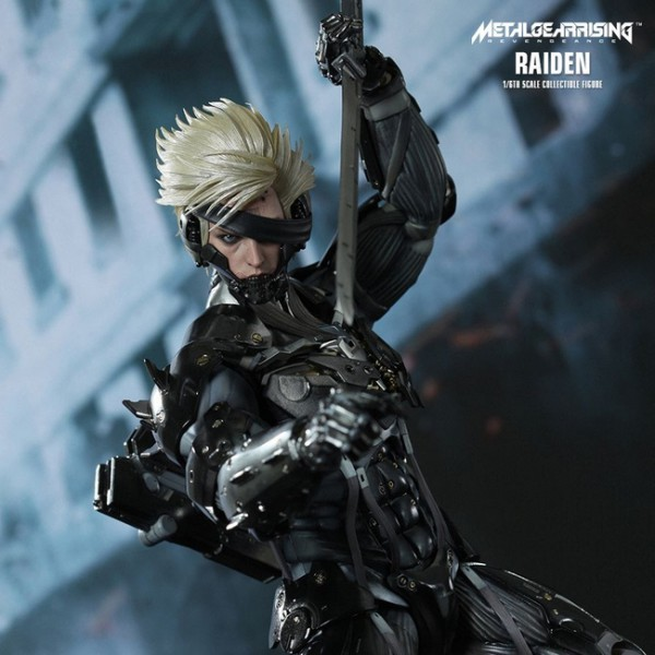 Raiden - Metal Gear - 1/6 Scale Figur