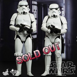 Stormtroopers - Star Wars - 1/6 Scale Figuren Set