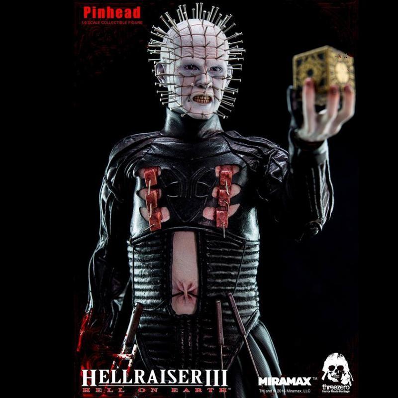 Pinhead - Hellraiser III - 1/6 Scale Figur